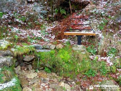 Valle del Ambroz-Sierra de Bejar - Gredos; excursiones en grupo; club montañismo madrid;excursiones